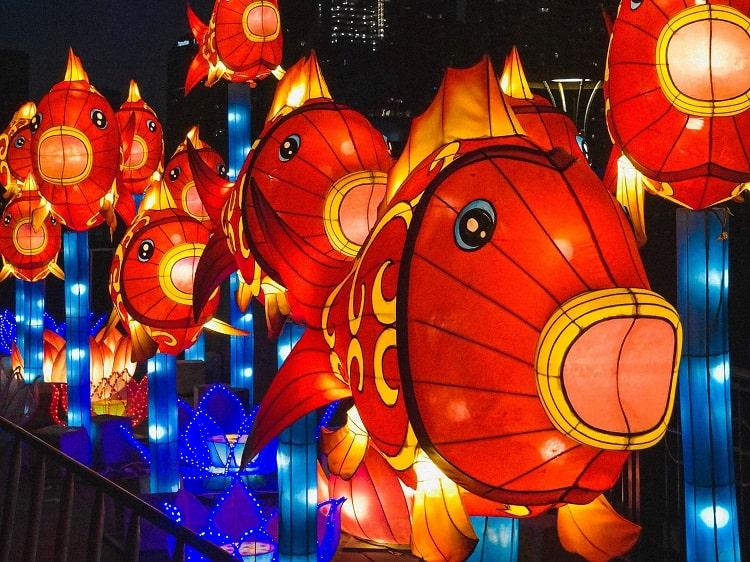 Zhenjiang Lantern Festival