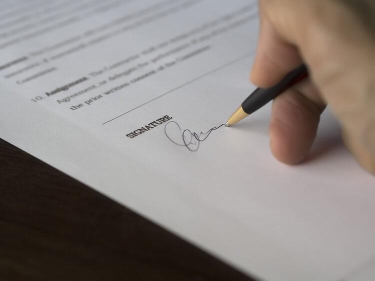 Teacher contract