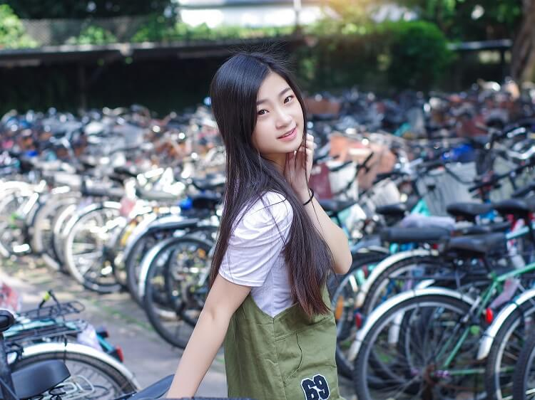 An A to Z of Chinese Girls