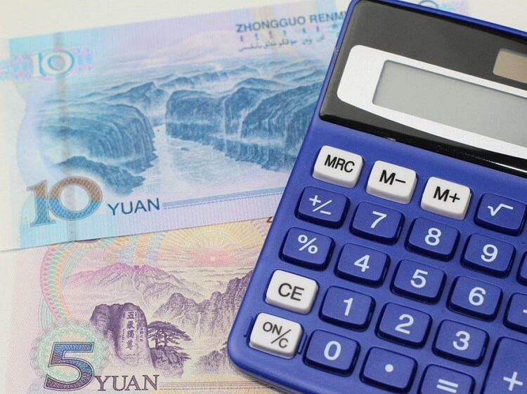 A calculator can help if you're traveling in China and can't speak Chinese