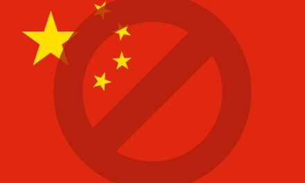 What apps are banned in China?
