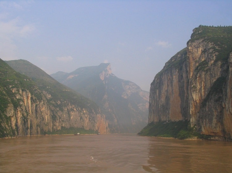 Yangtze River China