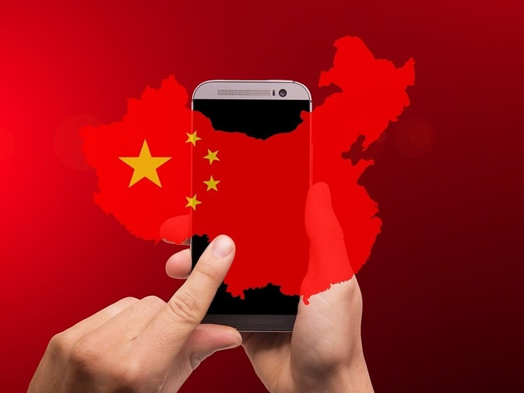 Censored internet in China
