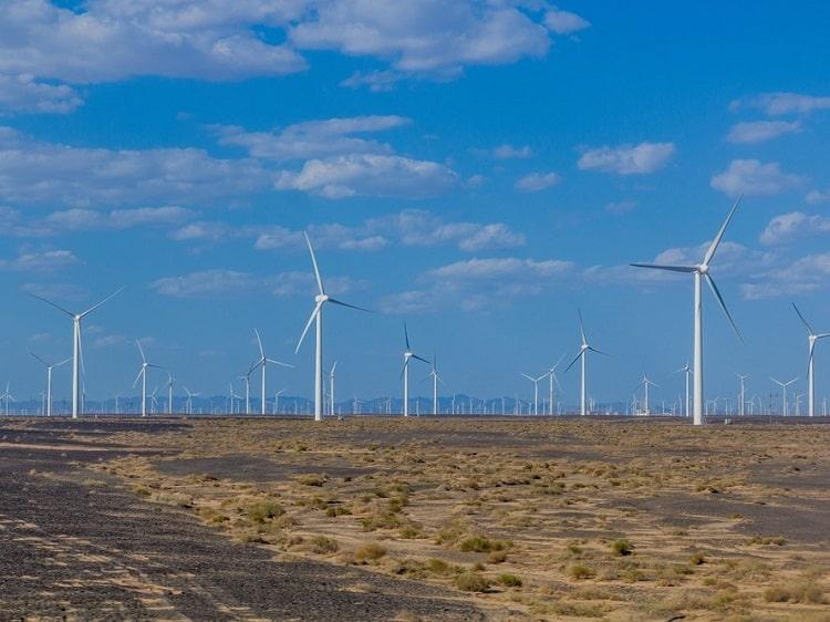 Gansu Wind Farm