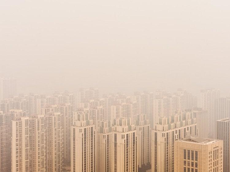 Shijiazhuang pollution