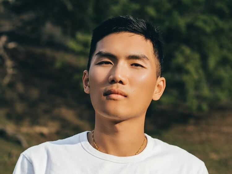Cute Chinese guy