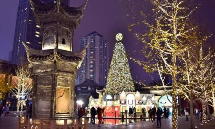 Christmas in China – what is it like?
