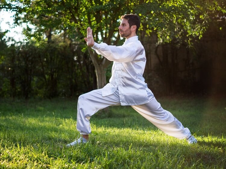 Learn Chinese via Chinese culture like tai chi