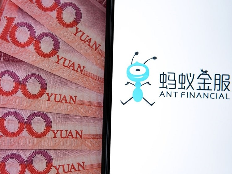 MYbank is part of Ant Financial