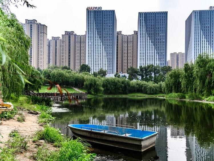 Park in Changchun
