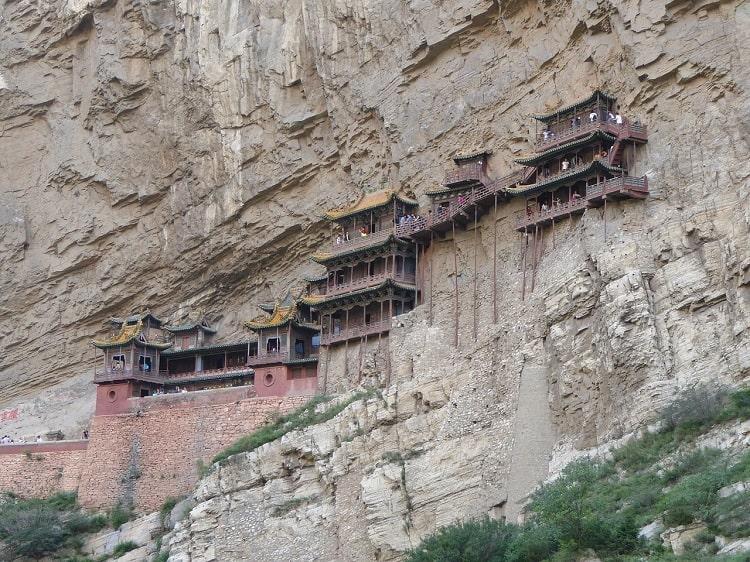 Hanging Temple Shanxi