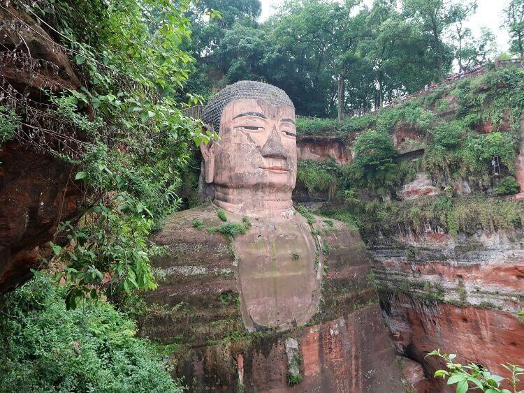 Sichuan China Giant Buddha