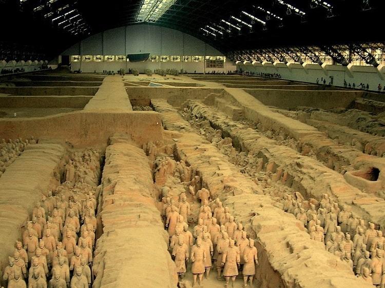 Terracotta Army Xi'an Shaanxi