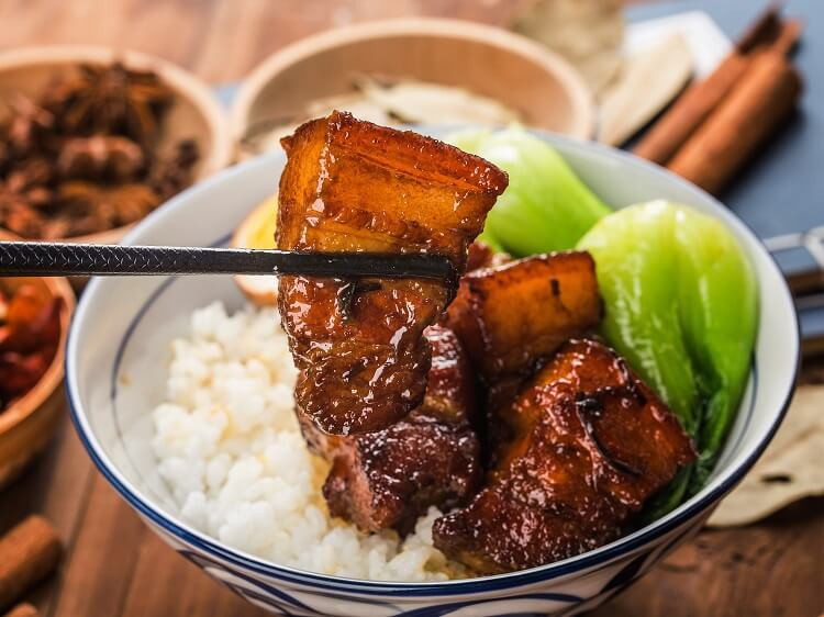 Hongshao rou is one of the classic foods from China
