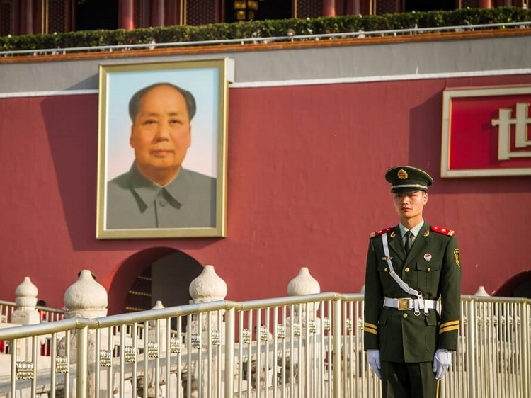 Mao Zedong is the most famous Chinese person