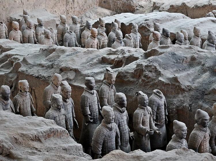 Qin Shi Huang's Terracotta Army