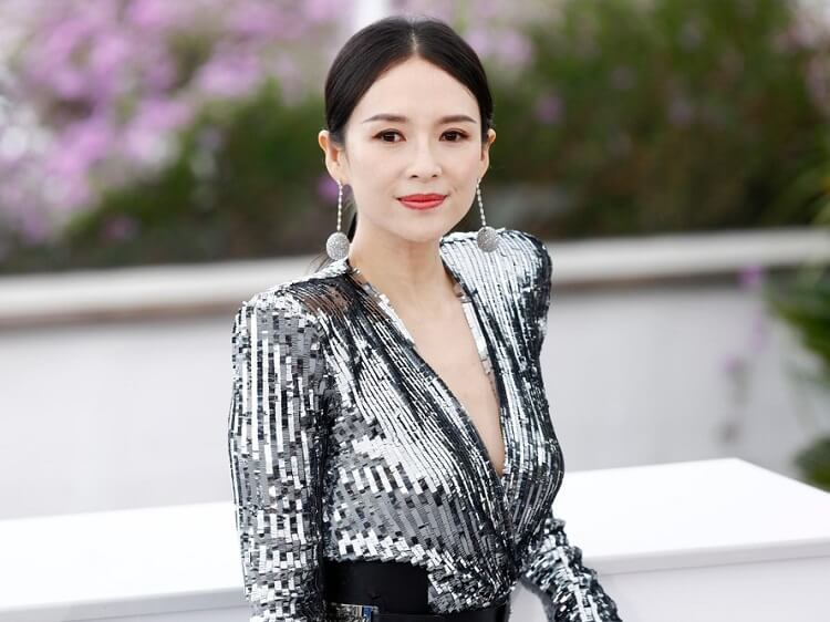 The famous Zhang Ziyi
