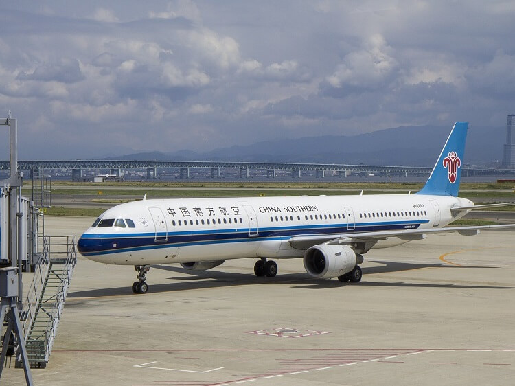 A list of Chinese airlines