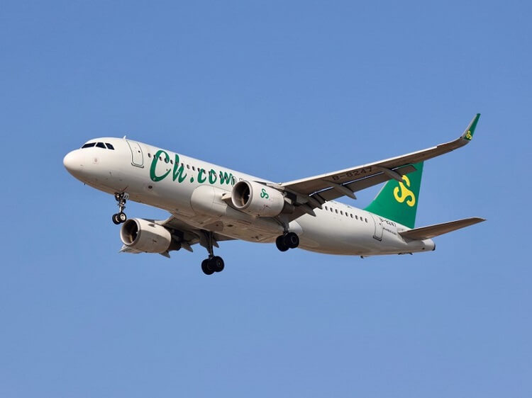 Budget carrier Spring Airlines