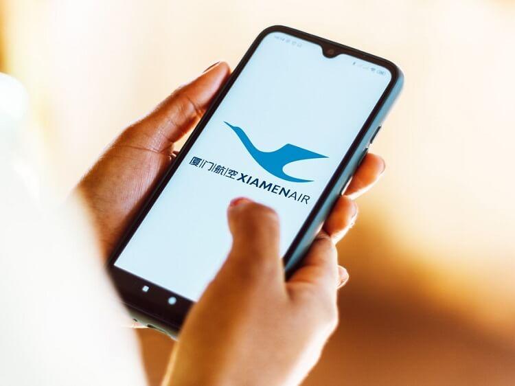 Xiamen Air app