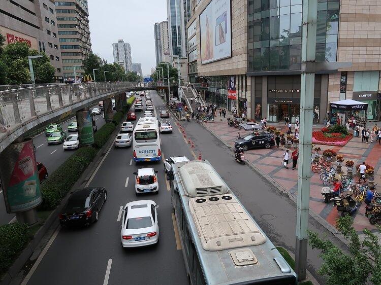 Chengdu transport