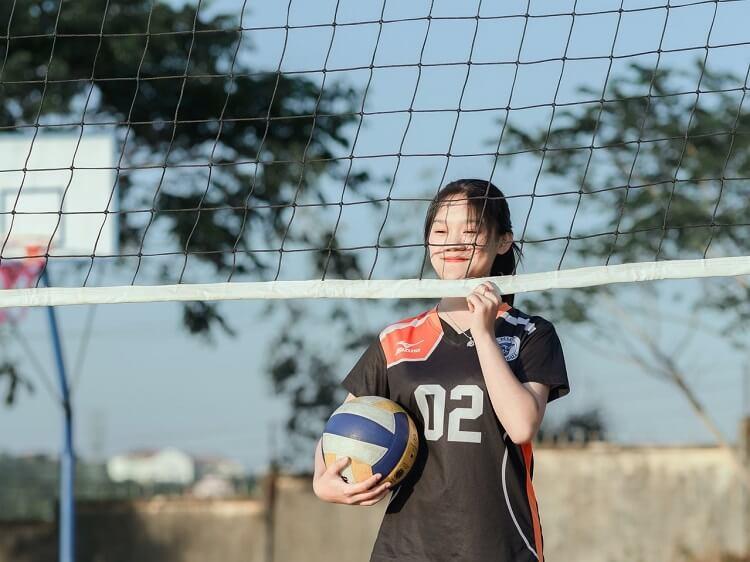 Volleyball player China