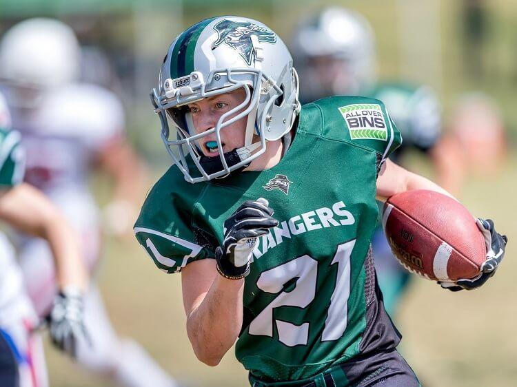Gridiron football player