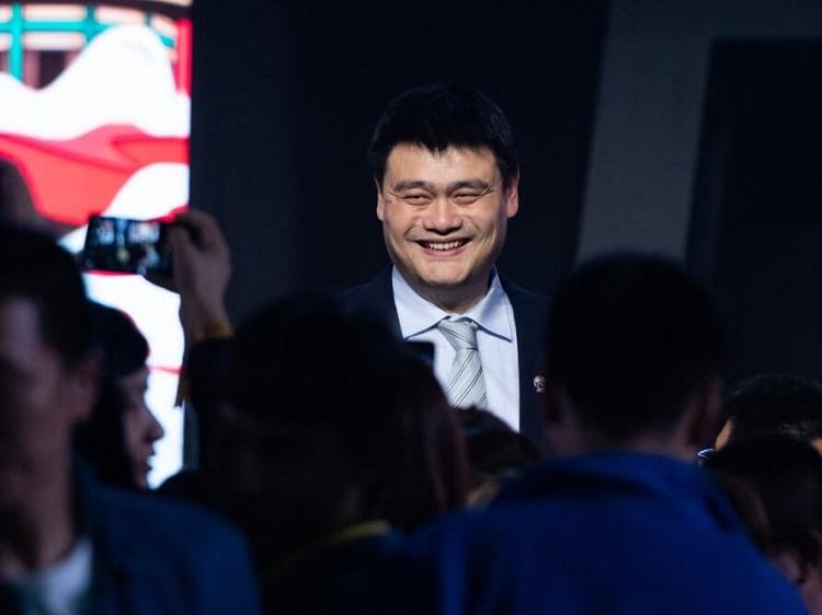 Retired basketballer Yao Ming