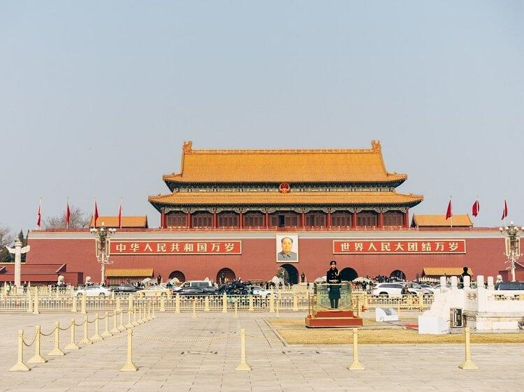 Tiananment Square Beijing
