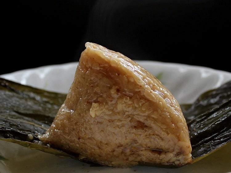 Sticky rice dumpling zongzi