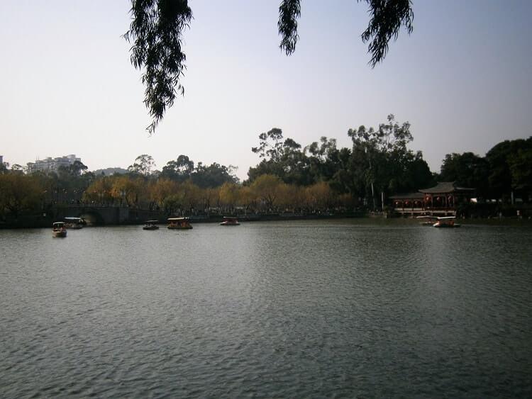 West Lake Park Fuzhou
