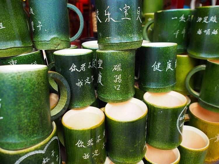 Ciqikou souvenirs