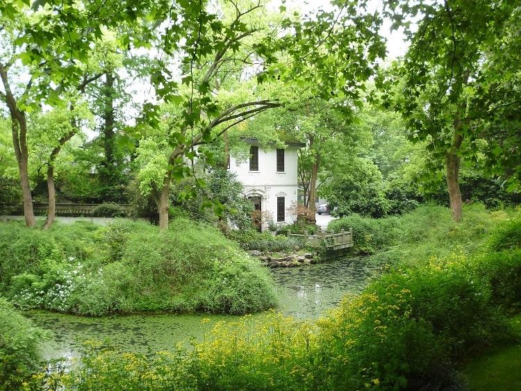 Green Hangzhou