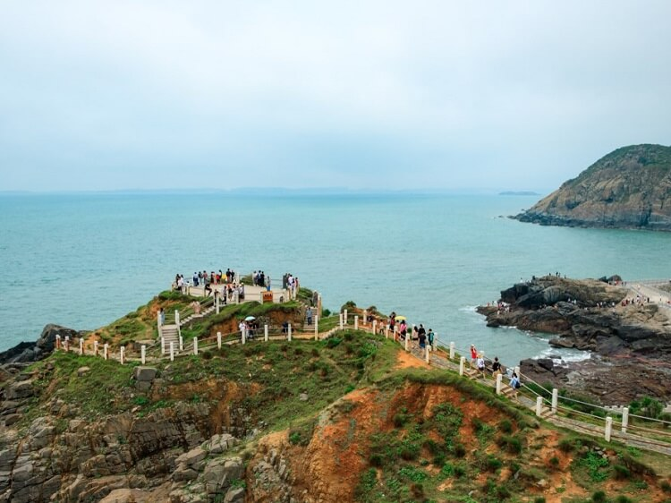 Pingtan Island lookout
