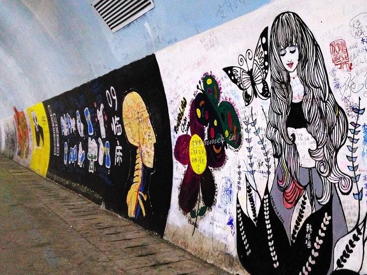 Xiamen wall art