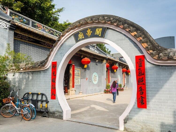 Nantou Ancient Village