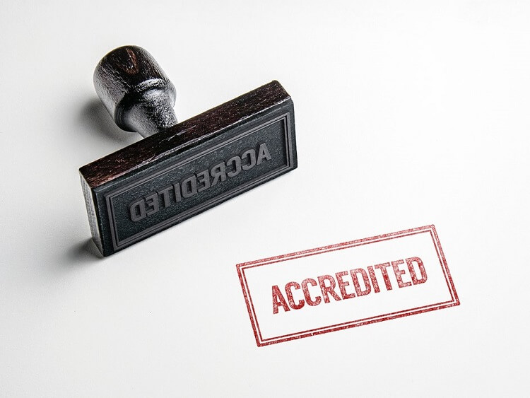 accredited tefl stamp