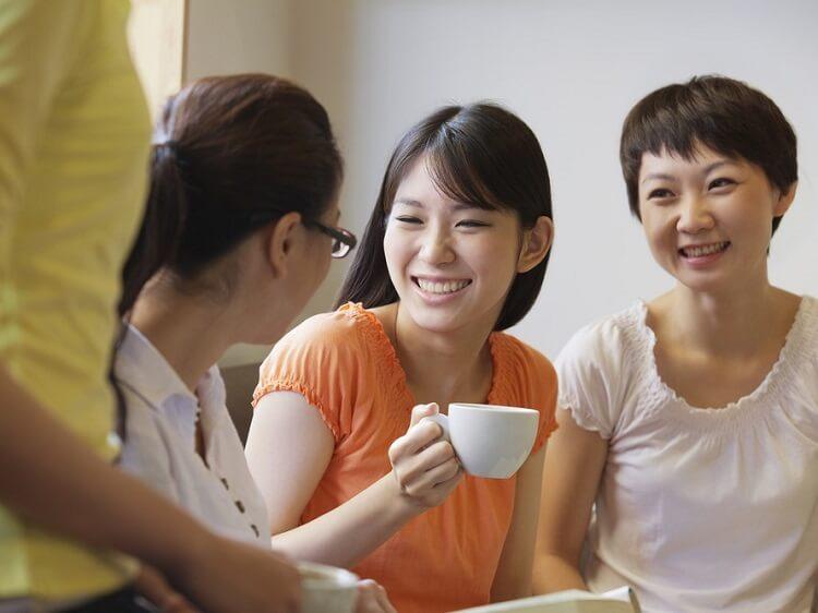 Chinese women saving face