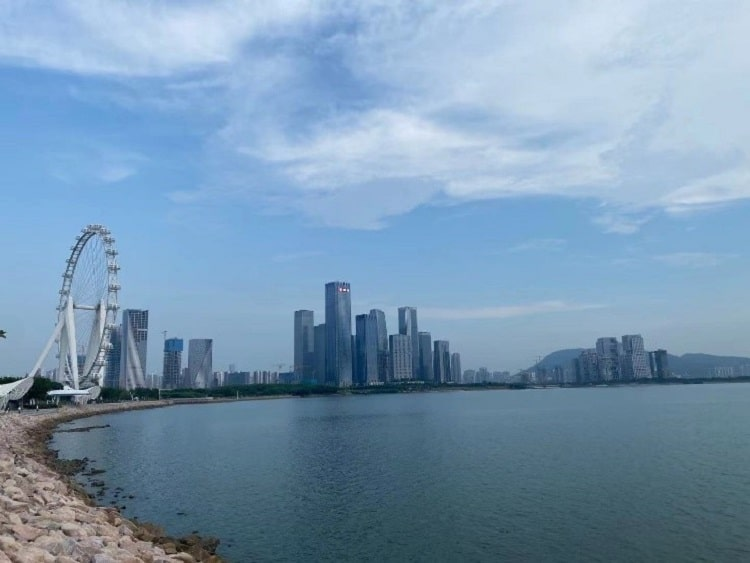 Ferris Wheel Shenzhen