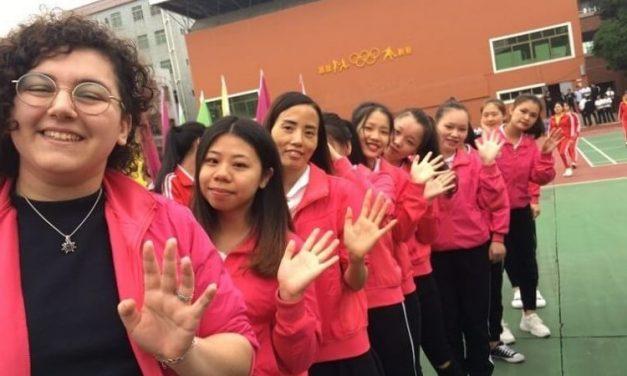 My experience teaching English in Dongguan, Guangdong