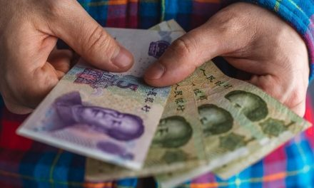 Counting money in Chinese